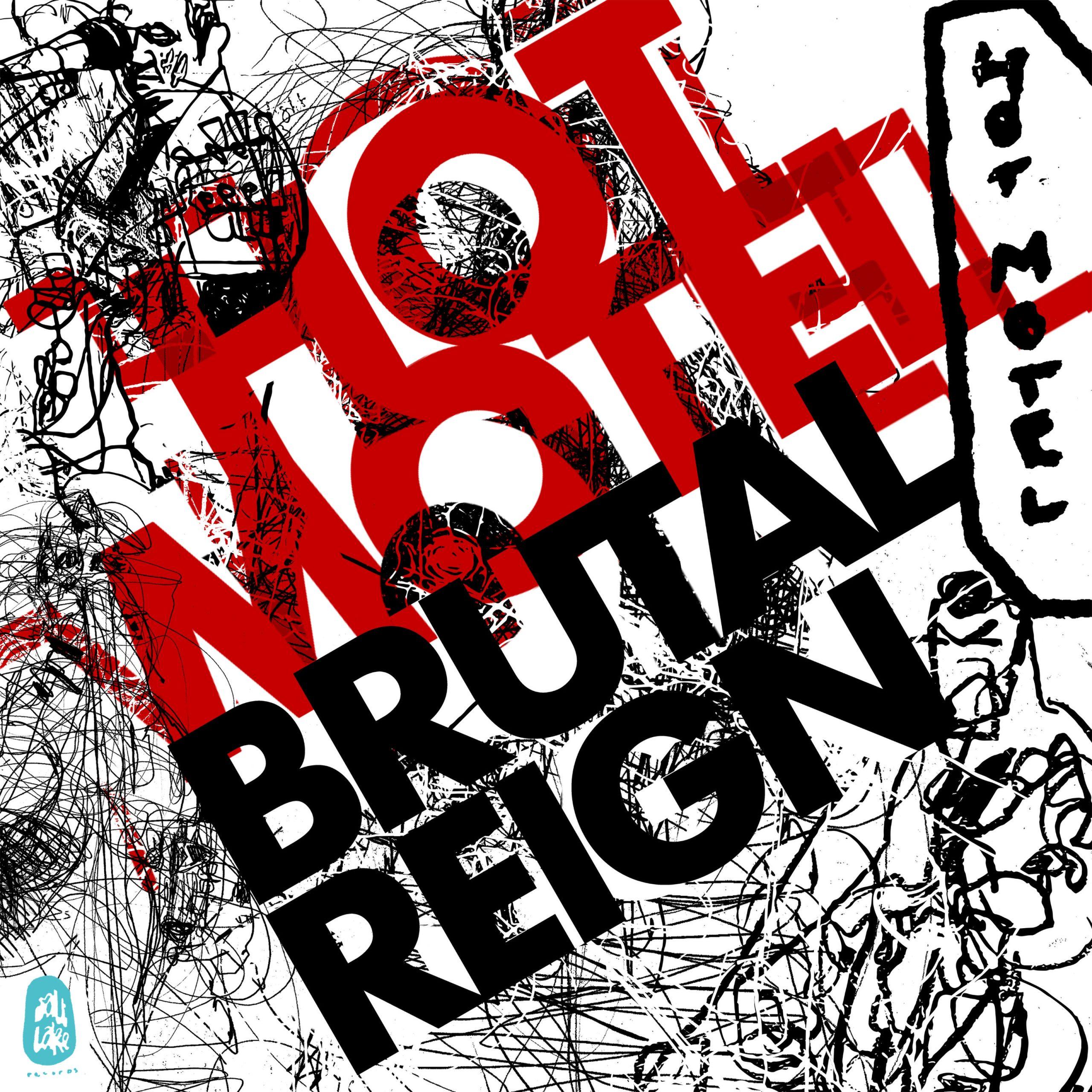 Brutal Reign cover art